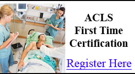 Advanced Cardiac Life Support ACLS Class