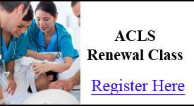 ACLS Renew, Louisville