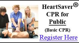 CPR Class Louisville | AHA HeartSaver CPR
