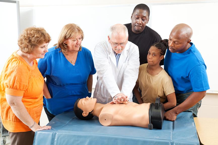 CPR Training Class