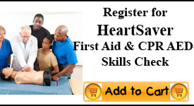 Heartsaver First Aid CPR Louisville