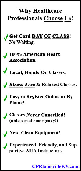 CPR Classes, Louisville